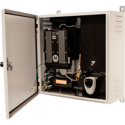 P25 Cabinet Repeater